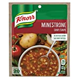 Knorr  Minestrone Soup Mix 83 Grams, Pack of 12
