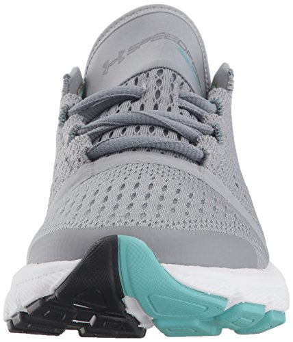 Armour W 100 Under Donna Steel Vent Running Grigio Scarpe UA Gemini Speedform HppqCrwd