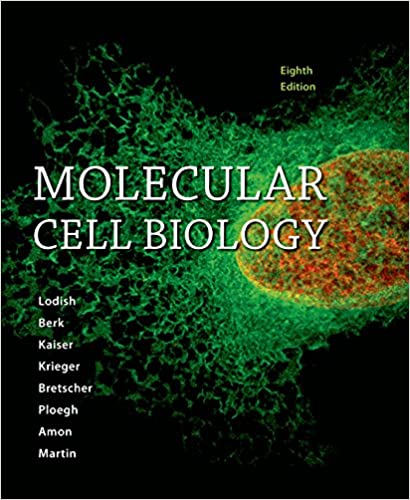 Cell A Molecular Approach 5th Edition Pdf