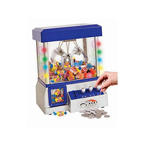 The Claw Toy Grabber Machine w/ LED Lights (Mini Arcade Game Machine compare prices)