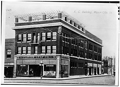 HistoricalFindings Photo: Knights of Columbus Building,202-204 South Federal Avenue,Mason City,Iowa,IA,15 ()