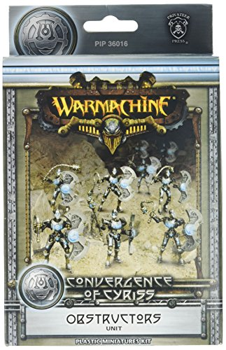 Privateer Press - Warmachine - Convergence: Obstructors Model Kit 3