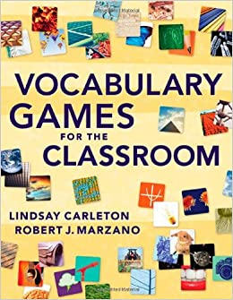 Amazon.com: Vocabulary Games for the Classroom (9780982259269 ...
