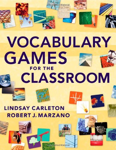 vocabulary games for the classroom ideas