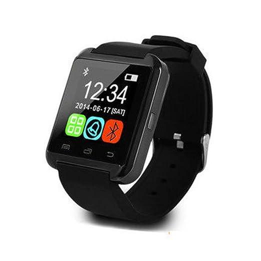 Amazon.com: Dongtu Dozenla Unisex USB Bluetooth Smart Wrist Watch Mobile Phone Pedometer Smart Wri Smart Watches: Cell Phones & Accessories