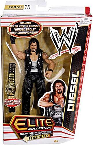 (WWE Collector Elite Diesel Figure - Series 16)