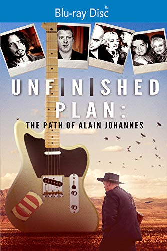 Blu-ray : Unfinished Plan: The Path Of Alain Johannes (Blu-ray)