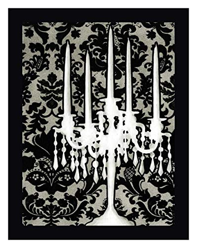 Small Patterned Candelabra I by Ethan Harper - 21