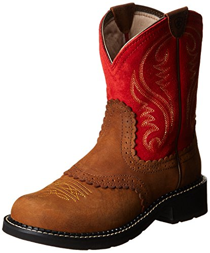 Amazon.com | Ariat Women&39s Fatbaby Heritage Western Cowboy Boot