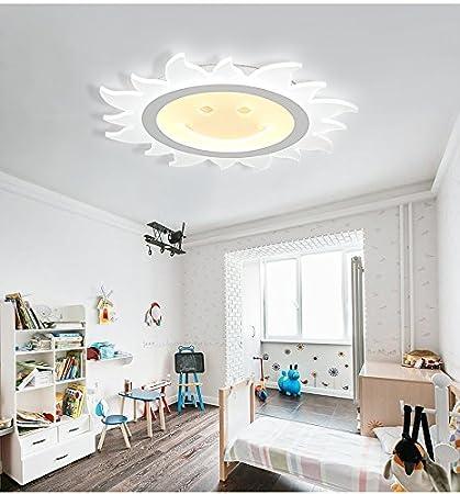 Lámparas de techo Salón Dormitorio moderna de la manera ...