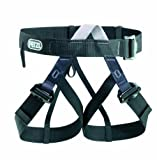 Petzl PANDION harness OSFA Black C29N