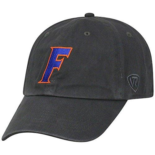 Elite Fan Shop Florida Gators Hat Icon Charcoal - (Florida University Gators)