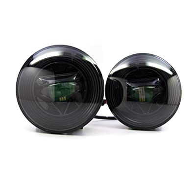 Morimoto Type G XB LED Projector Fog Light: Automotive
