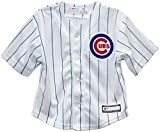 Outerstuff Chicago Cubs Home Pinstripe Cool Base Infant Jersey
