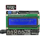 SainSmart V3 LCD Controller Board for Arduino – Blue