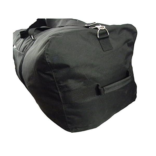 Heavy-Duty-Cargo-Duffel-Large-Sport-Gear-Drum-Set-Equipment-Hardware-Travel-Bag-Rooftop-Rack-Bag