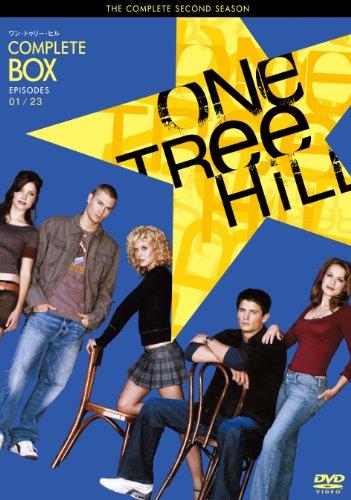 One Tree Hill セカンドシーズン コンプリートBOXの商品画像