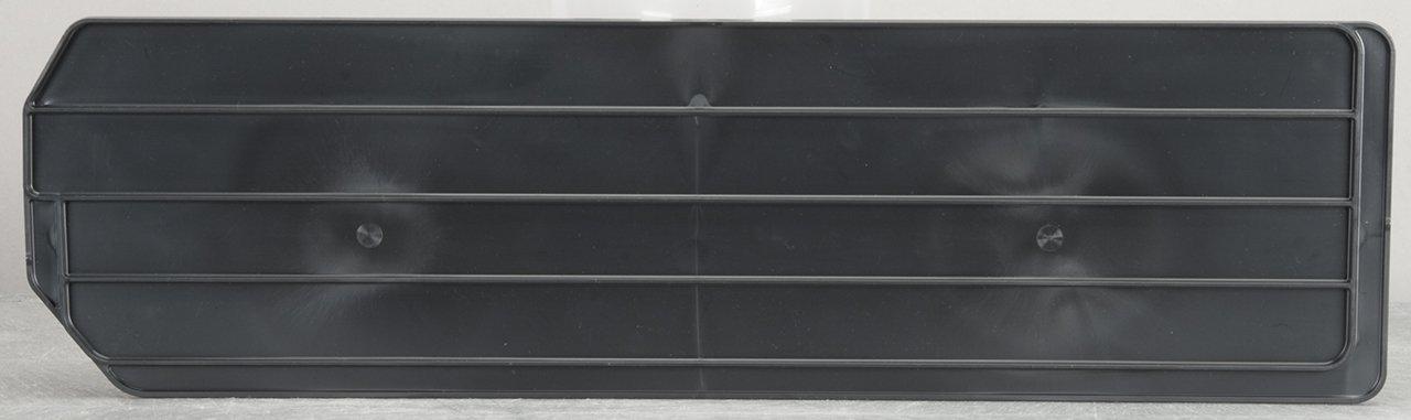 Akro-Mils 40286 Lengthwise Divider for 30286 Super Size AkroBin, Package of 4, Black