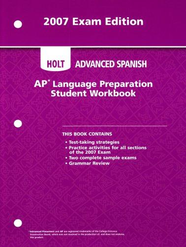Nuevas Vistas: AP Spanish Language Prep Guide Test Edition