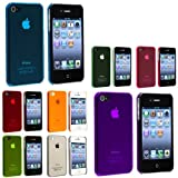 Best eForCity Waterproof iPhone 4 Cases - 8-Pack Slim Fit Snap on Case for Apple Review