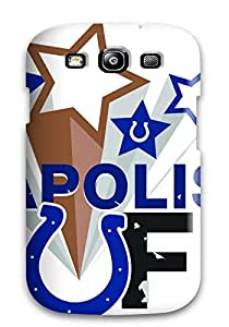 Top Quality Rugged Indianapolisolts Case Cover For Galaxy S3