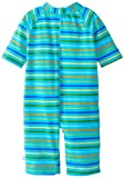 i play. Baby One Piece Swim Sunsuit, Aqua Multi