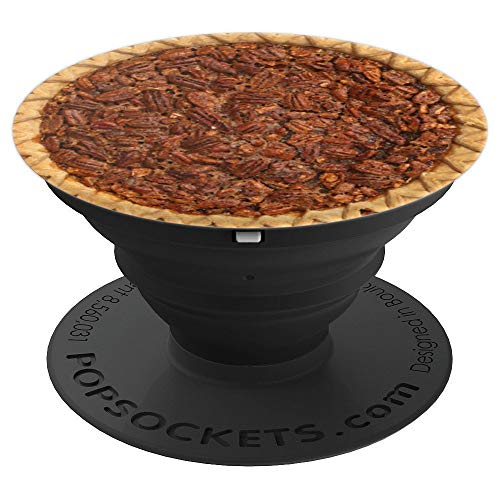 Pecan Pedestal (Pecan Pie - PopSockets Grip and Stand for Phones and Tablets)