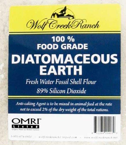 Diatomaceous Earth Food Grade, 12lbs - Buy Online in KSA