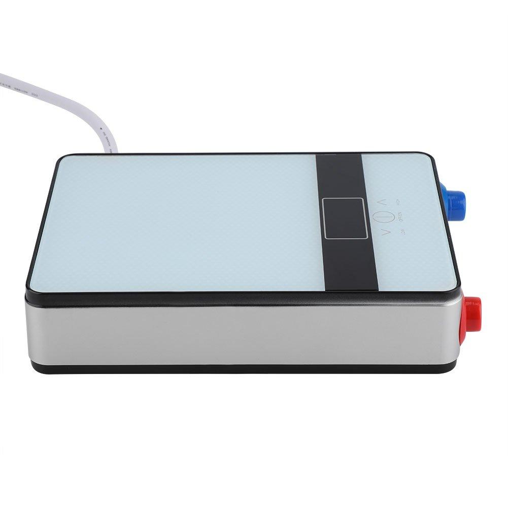 Zerodis 6500W Calentador de Agua sin Tanque el/éctrico para Calentador de Agua instant/áneo con Alcachofa de Ducha para ba/ño en casa