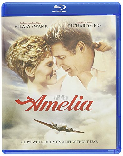 Blu-ray : Amelia (Pan & Scan)