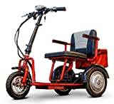 E-Wheels - EW-04 - Mini Scooter - 3-Wheel - Red