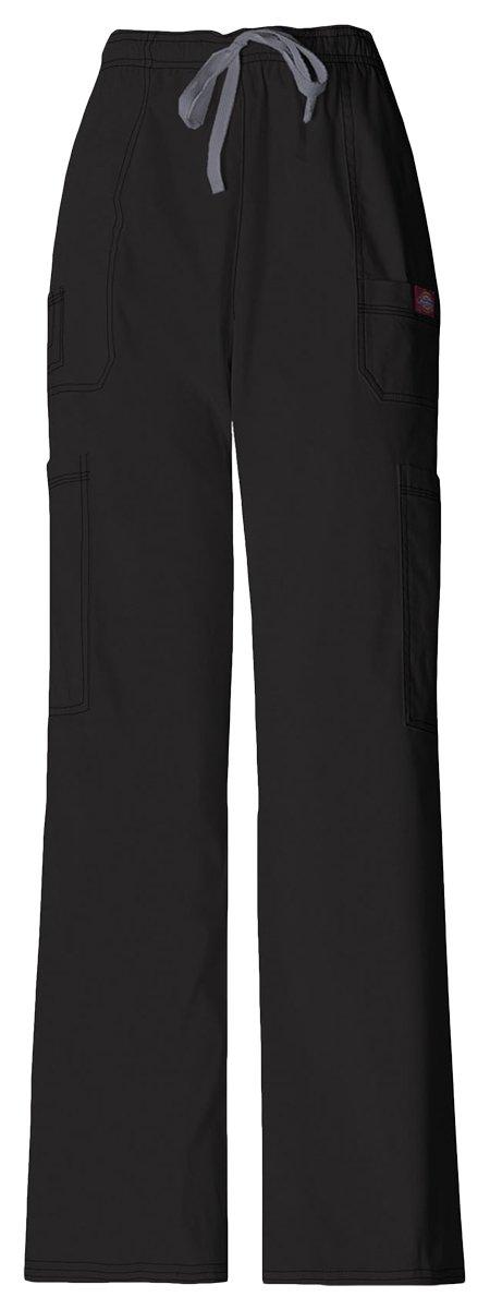 Dickies Gen Flex Men's Tall Drawstring Cargo Pant_Black_X-Large,81003T