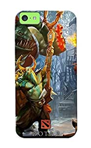 Case For Iphone 5c Phone Case Cover(heroes Baseball Christmas Lina Inverse Artwork Chest Crystal Maiden Snowballs Ogre Magi Tidehunter R ) For Thanksgiving Day's Gift