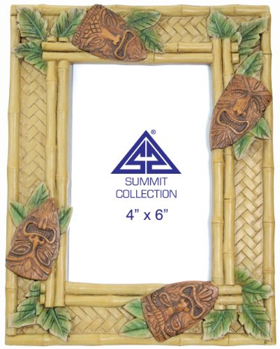 YTC Summit Tiki Picture Frame - Frames Picture Honolulu
