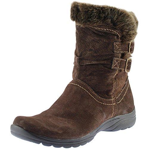 Earth Spirit Lewiston Ladies Boots Bark EVFt8elVM