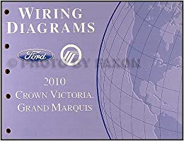 2010 crown victoria grand marquis wiring diagram manual original 2010 crown victoria grand marquis wiring diagram manual original paperback 2010 cheapraybanclubmaster Choice Image