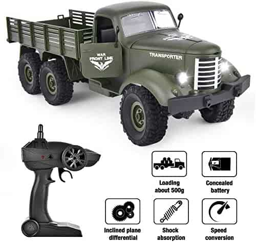 Shopping Occupations - 3 Stars & Up - Trucks - Toy Remote