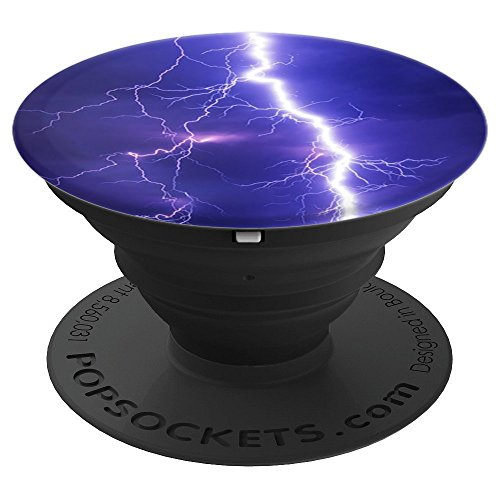 Lighting Bolt (Lighting Bolt - PopSockets Grip and Stand for Phones and Tablets)