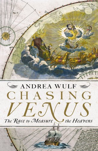 Chasing Venus  The Race To Measure The Heavens