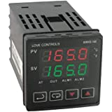 Love®Temperature PID Controller, 16C-3, 1/16th DIN, Single Output