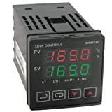 Dwyer 16C-2 Temperature Control, 1/16 DIN, Temperature Input, Voltage Pulse Output