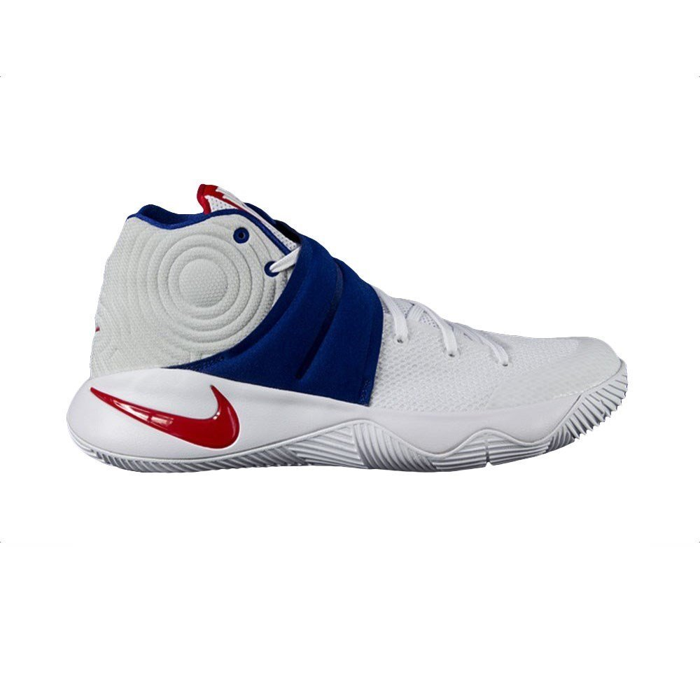 online store a90df 4d28d coupon nike kyrie 2 white university red deep royal blue ...