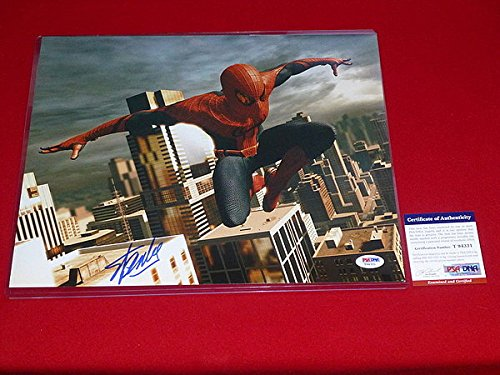 Autographed Stan Lee Spiderman Marvel Icon Hall Of Fame Signed PSA/DNA 11x14 Photo Proof 2