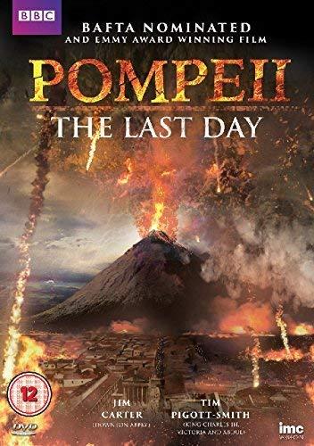 Pompeii - The Last Day (winner of 3 EMMY awards, BAFTA nominated) (BBC) [DVD]]()