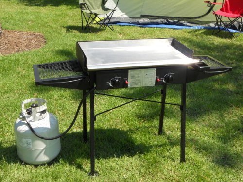 Buy king kooker king kooker cs02sg double camp stove