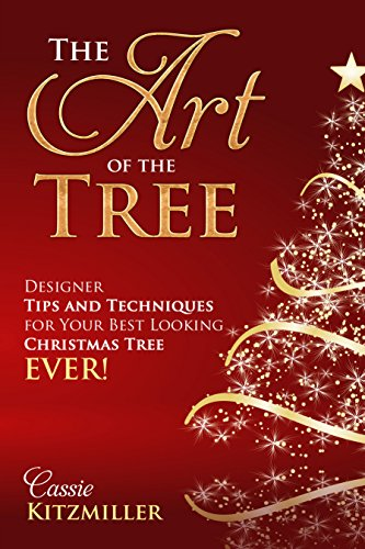 The Art of the Tree: Designer Tips and Techniques for Your Best Looking Christmas  Tree - Krinner Tree Genie M, Christmas Tree Stand With Foot Pedal And