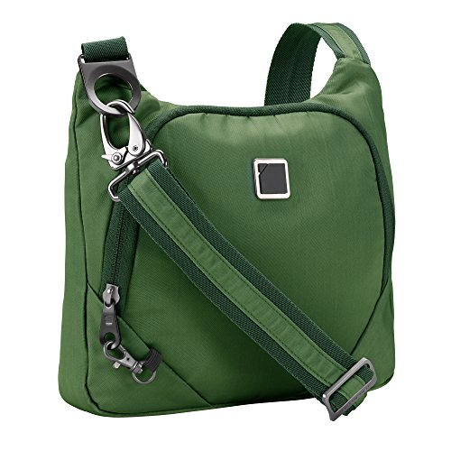 Lewis N. Clark Secura Anti-theft Cross Body Bag, Moss by Lewis N. Clark (Image #1)