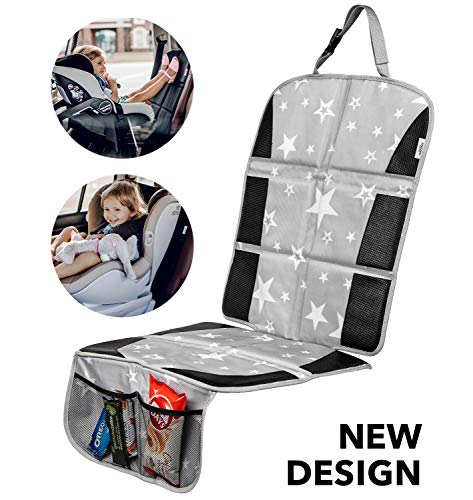 Why Choose Car Seat Protector - Premium Carseat Auto Cover - For Baby & Infant Safety Seat as Kick M...