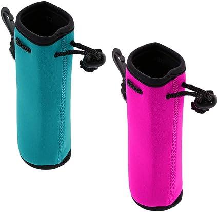 Sport Water Bottle Cover Insulated Sleeve Bag Holder Carrier Case Neoprene Pouch