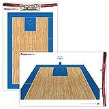 Fox 40 SmartCoach Pro Clipboard Coaching Board - Basketball